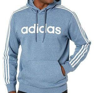 Adidas Pullover hooded sweatshirt Sz 2XL